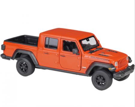 Macheta Jeep Gladiator Rubicon, scara 1:27 [0]