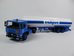 Macheta camion cisterna Pegaso 1231, scara 1:430