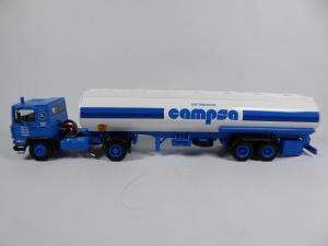 Macheta camion cisterna Pegaso 1231, scara 1:433