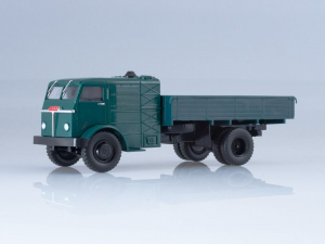 Macheta camion cu aburi Nami 012, scara 1:430
