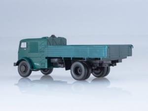 Macheta camion cu aburi Nami 012, scara 1:431