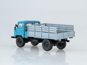 Macheta camion GAZ 66, scara 1:430