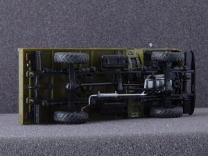 Macheta camion GAZ 66, scara 1:43 [4]