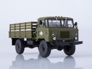 Macheta camion GAZ 66, scara 1:43 [2]