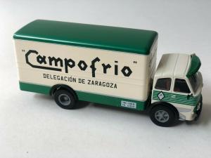 Macheta camion izoterm Pegaso 1060 Cabezon, scara 1:433