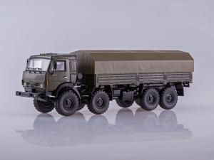 Macheta camion Kamaz 6350 8x8, scara 1:430