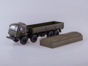 Macheta camion Kamaz 6350 8x8, scara 1:433
