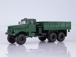 Macheta camion Kraz 255B1, scara 1:430