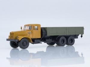Macheta camion KRAZ 257B1, scara 1:430
