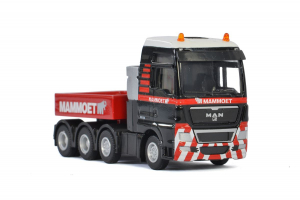 Macheta camion MAN TGX XXL 8x4, scara 1:870