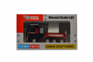 Macheta camion MAN TGX XXL 8x4, scara 1:873