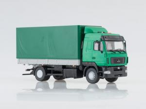 Macheta camion MAZ 5340 facelift, scara 1:430