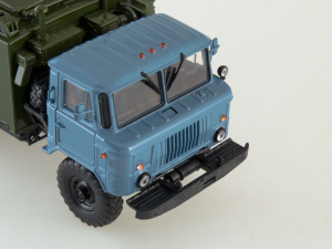 Macheta camion militar de comandament Gaz 66, scara 1:43 [3]