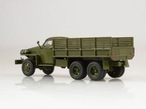 Macheta camion militar Studebaker 6x6 US6 U4, scara 1:431