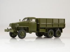 Macheta camion militar Studebaker 6x6 US6 U4, scara 1:430
