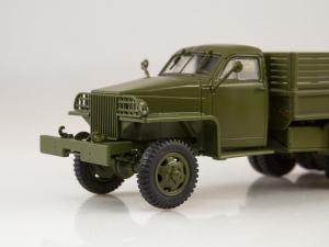 Macheta camion militar Studebaker 6x6 US6 U4, scara 1:432