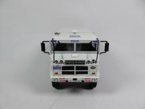 Macheta camion raliu Pegaso 3046 Dakar, scara 1:434