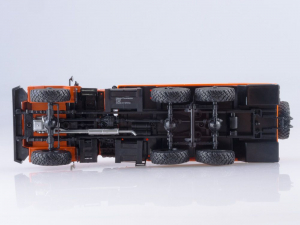 Macheta camion URAL-4322 duba de persoane, scara 1:434