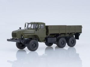 Macheta camion Ural 44202, scara 1:430