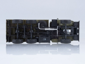 Macheta camion Ural 44202, scara 1:432