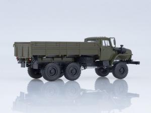 Macheta camion Ural 44202, scara 1:431