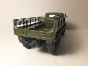 Macheta camion Ural375D, scara 1:434