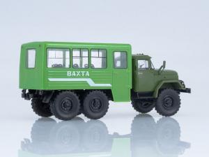 Macheta camion Zil 131 duba de persoane, scara 1:431