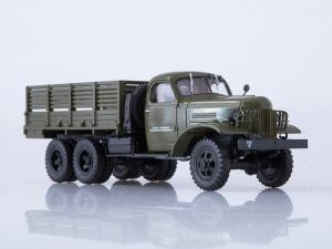 Macheta camion ZIS-151, scara 1:432