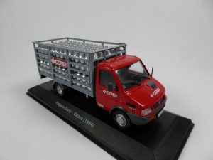 Macheta camioneta Iveco Pegaso Daily, scara 1:430