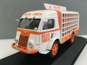Macheta camioneta Renault Goelette, scara 1:430