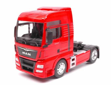 Macheta cap tractor MAN TGX 18.440 4x2, scara 1:32 [0]