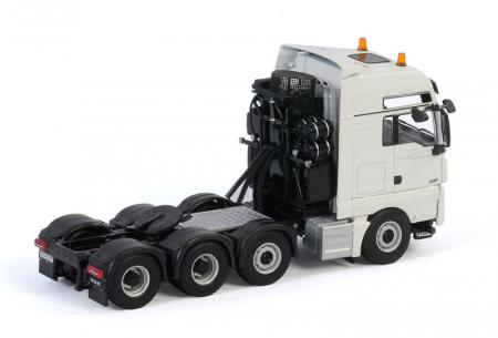 Macheta cap tractor MAN TGX XXL Euro 6 Facelift 8x4, scara 1:50 [1]
