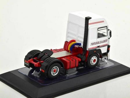 Macheta cap tractor Renault R370 Turboleader, scara 1:43 [1]