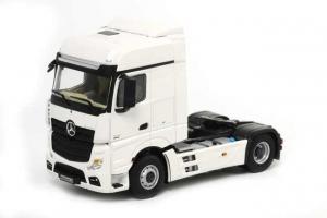 Macheta cap tractor Merceeds Actros Bigspace MP4 4x2, scara 1:500
