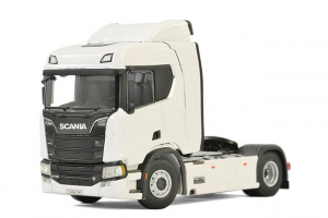 Macheta cap tractor noul Scania R 4x2, scara 1:500