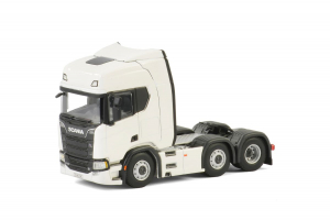 Macheta cap tractor noul Scania R Highline 6x2, scara 1:501