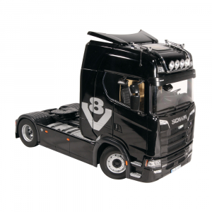 Macheta cap tractor Scania 730S, scara 1:180