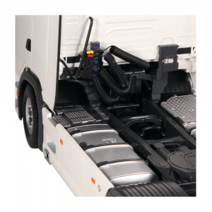 Macheta cap tractor Scania 730S, scara 1:188