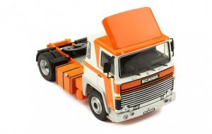 Macheta cap tractor Scania LBT 141, scara 1:430