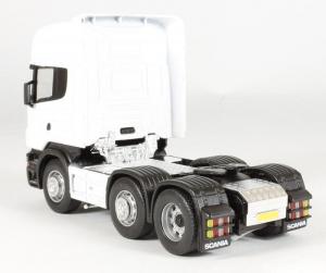 Macheta cap tractor Scania, scara 1:50 [1]