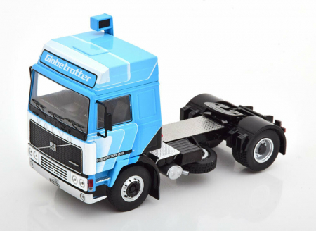 Macheta cap tractor Volvo F12 Globetrotter, scara 1:43 [0]