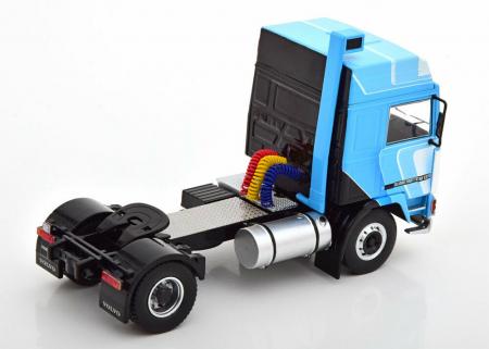 Macheta cap tractor Volvo F12 Globetrotter, scara 1:43 [1]