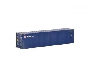 Macheta container de 40 de picoare NYK, scara 1:500