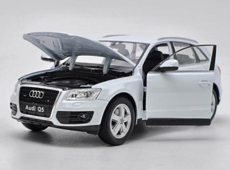 Macheta Audi Q5, scara 1:241