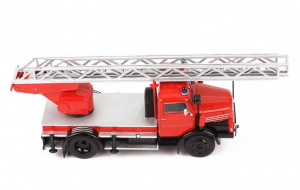 Macheta masina pompieri IFA S4000DI, scara 1:432