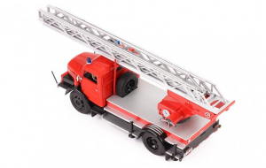 Macheta masina pompieri IFA S4000DI, scara 1:433