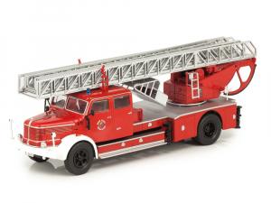 Macheta masina pompieri Krupp DL52, scara 1:430