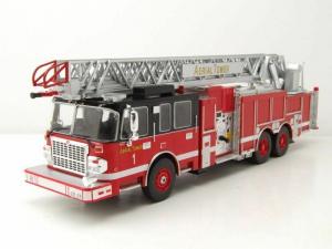 Macheta masina pompieri SMEAL 105, scara 1:430