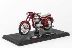 Macheta motocicleta Jawa 500 OHC 1:182