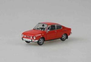 Macheta Skoda 110R Coupe, 1:430